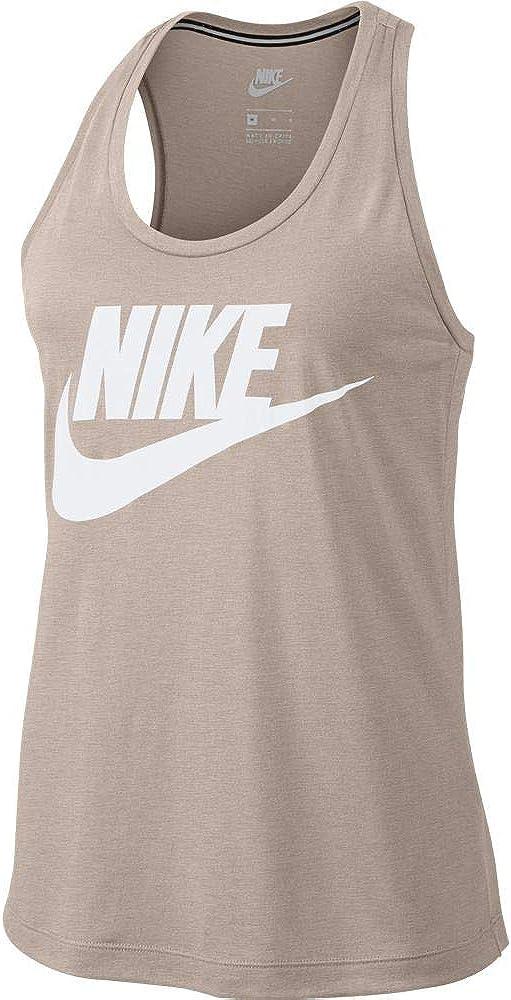 TALLA L. Nike Essential Hbr Camiseta de Tirantes, Mujer