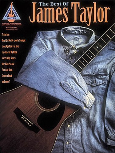 James Taylor: Best of James Taylor - Guitar TAB