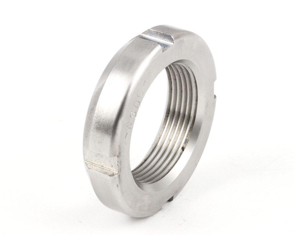 Jackson 53103790100 Stainless Steel Locknut, 1-3/4-18 Spanner