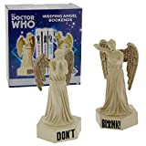 Doctor Who Bookends Resin Weeping Angel Action Figure