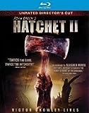 Hatchet II (Unrated Director's Cut) [Blu-ray]