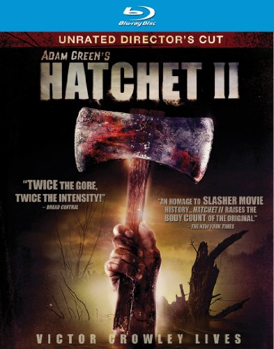 Hatchet II (Unrated Director's Cut) [Blu-ray] -