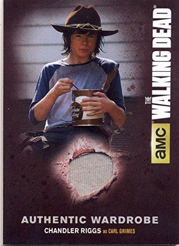 2016 Walking Dead Season 4 Part 1 Wardrobe Card M26 Chandler Riggs as Carl Grimes