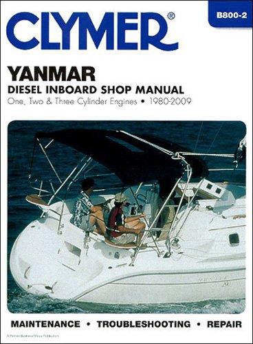 - Clymer Repair Manual for Yanmar Inboard Engines 1980-2009