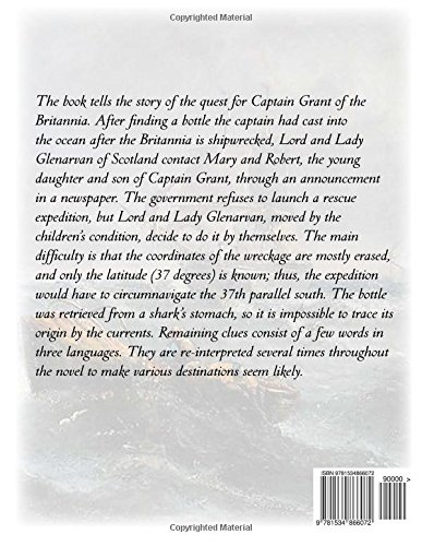 Amazon.com: In Search of the Castaways: The Children of Captain ...