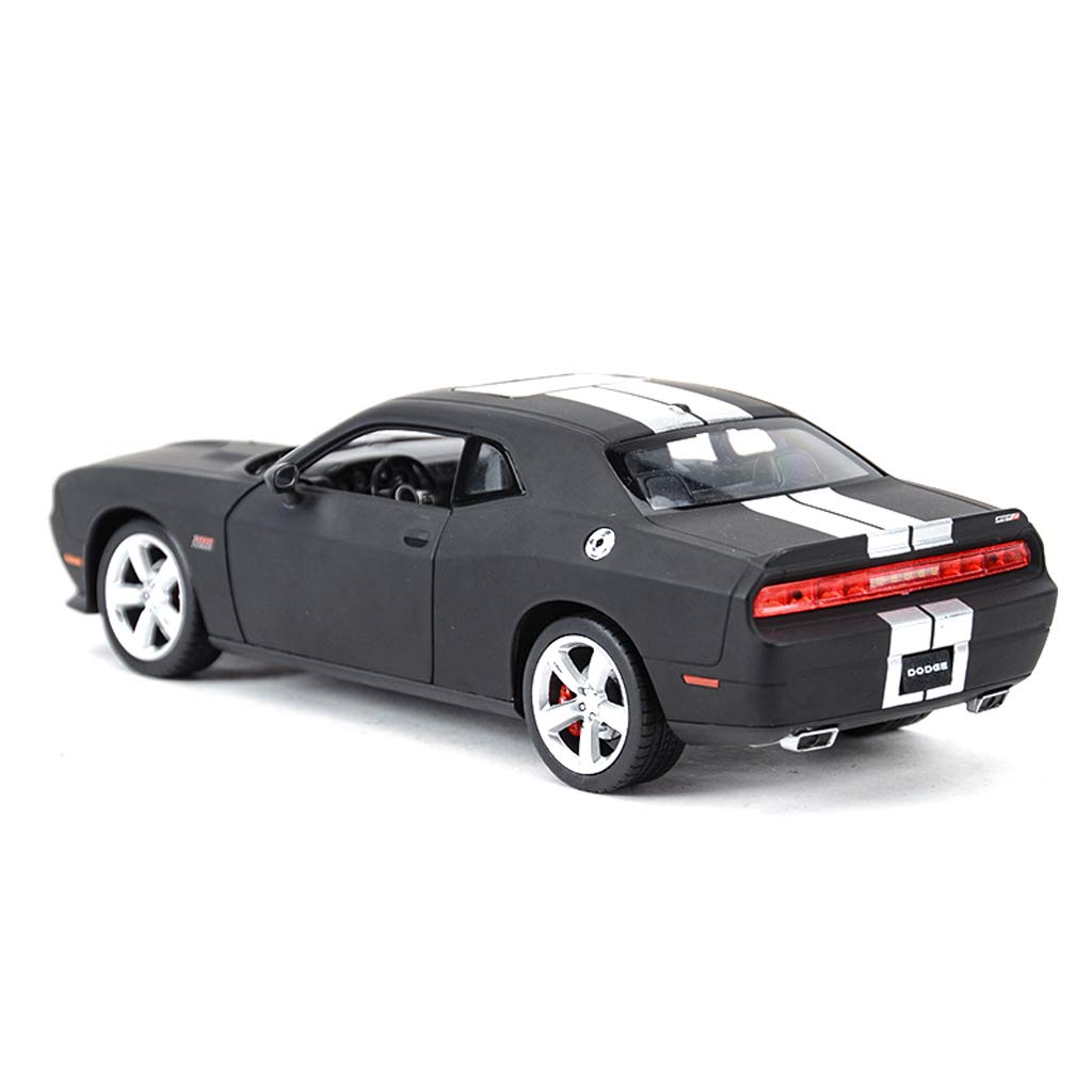 IVNGRI Alloy Models Cars 1 24 Dodge 2012 Challenger Original Style DieCast Collectors Model Car Decoration Crafts