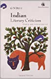 img - for Indian Literary Criticism: Theory and Interpretation book / textbook / text book