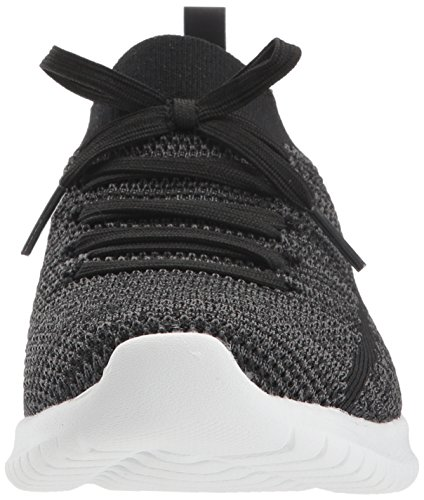 Ultra statements Para Mujer black Zapatillas Negro Flex grey Skechers BqnxwT6A1T