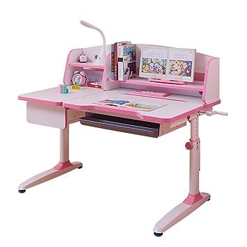 Xing Hua - Juego de Mesa y sillas para niños, Mesa de Estudio ...