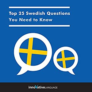 Top 25 Swedish Questions You Need to Know Audiobook