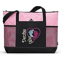 Pediatric Nurse/NICU Personalized Embroidered Tote Bag