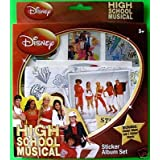 Disney High School Musical Sticker Album