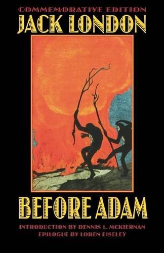 Before Adam (Bison Frontiers of Imagination)