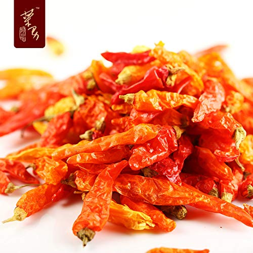 【spices,kitchen spices,Food spices,】特辣干辣椒50g 小米椒调料川菜湘菜卤菜 by Food seasoning
