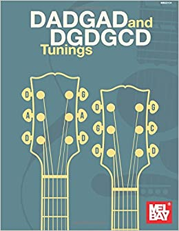 Book Dadgad and Dgdgcd Tunings