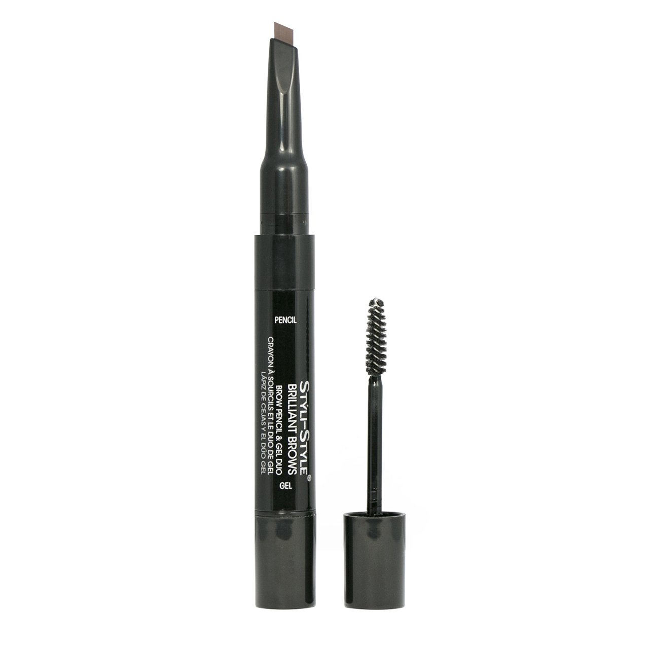 Amazon.com : Styli-Style Brilliant Brows Brow Pencil and Gel Duo : Beauty