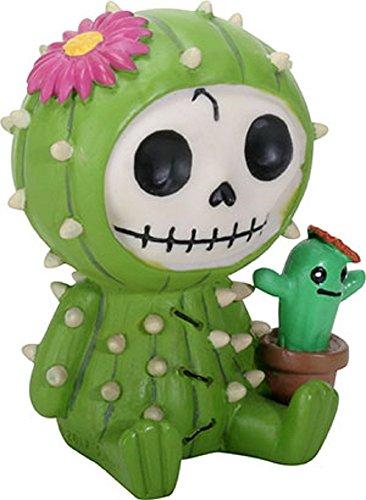 Furrybones Prickle Cactus Figurine -