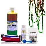Steve Spangler's Vampire Color-Changing String Slime, 32 oz DIY Slime Kit