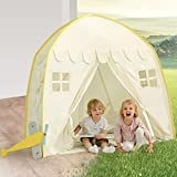 HAN-MM Kids Play House Tent Playhouse for Indoor & Outdoor Light Easy Assembly