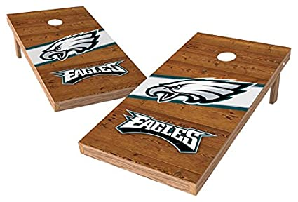 Amazon.com : PROLINE NFL Philadelphia Eagles 2\'x4\' Cornhole Board ...