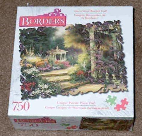 Borders Emerald Garden Puzzle - 750