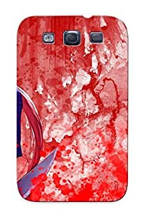 lintao diy Christinbris Lcvdzh-1386-dytzyez Case Cover Galaxy S3 Protective Case Anime Mirai Nikki( Best Gift For Friends)