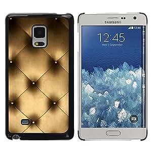 TECHCASE**Cubierta de la caja de protección la piel dura para el ** Samsung Galaxy Mega 5.8 9150 9152 ** Couch Wall Interior Design Platinum Bling Art