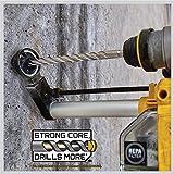 DEWALT SDS+ Hammer Bit, Rock Carbide, 1-1/8-Inch x