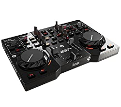 Hercules DJ Control Instinct USB DJ Controller with Audio Outputs from Hercules