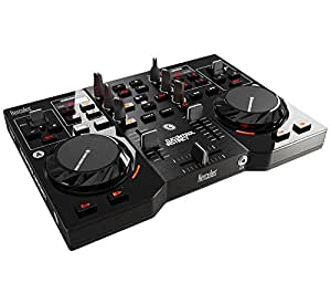 Hercules DJ Control Instinct USB DJ Controller with Audio Outputs