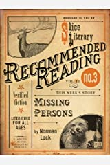 Missing Persons (Electric Literature's Recommended Reading Book 12) Kindle Edition