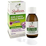 Similasan Kids Cold & Mucus Relief Plus Echinacea, 4 Ounce