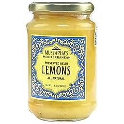 Preserved Beldi Lemons (2 pack)