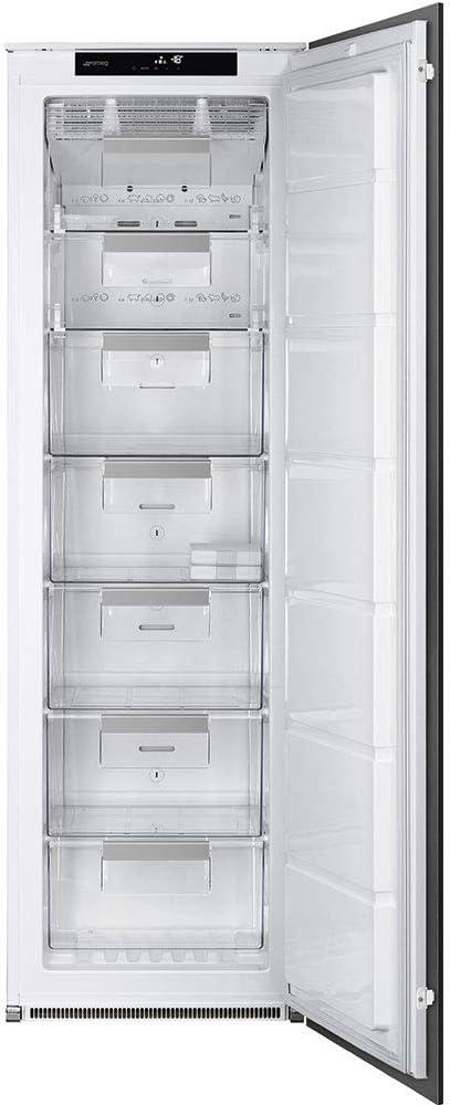 Smeg S7220FNDP1 - Congelador (Vertical, 208 L, 20 kg/24h, SN-T ...