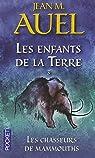 Les Enfants de la terre, tome 3 : Les Chasseurs de mammouths par Auel