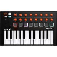 Arturia MiniLab Mk II - Controlador MIDI USB de 25 teclas