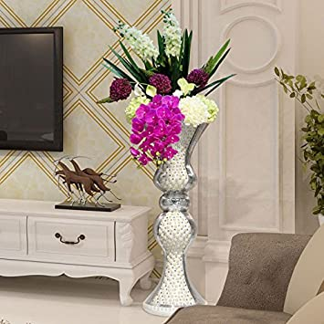 Miao Long Europeen Creative Grand Vase A Poser Au Sol La
