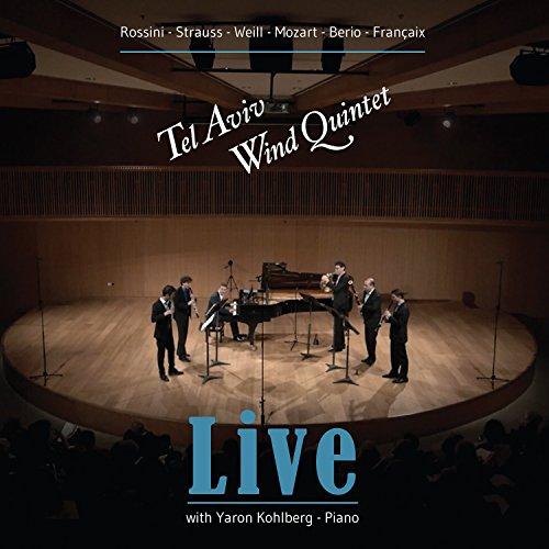 Mozart Quintet for piano and winds in E flat, K. 452 - Largo - Allegro Moderato