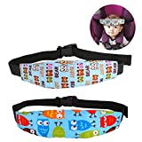 Head Strap for Carseats/Toddler Carseat Baby Head Support/Neck Relief Head Strap, Offers Protection for Toddler 2 Packs