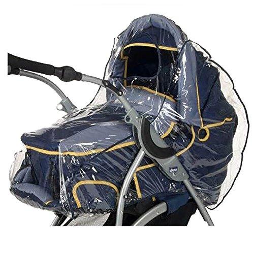 Reer PEVA Regenschutz für Kinderwagen