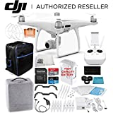 DJI Phantom 4 Pro Quadcopter EVERYTHING YOU NEED Starter Bundle