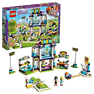 LEGO- Friends L'Arena Sportiva di Stephanie, Multicolore, 41338  LEGO