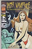 Zorah The Lady Vampire 3 Giant Issue 48 Bloody Luxury Pages Nude Cover (The Crox)