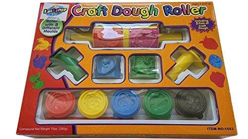 Craft Dough Farm Adventures Roller Set