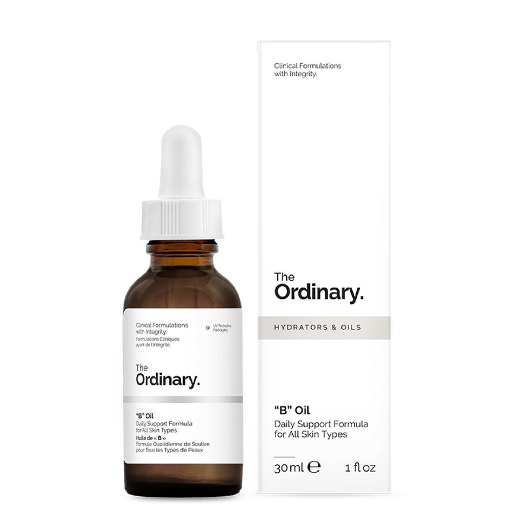 The Ordinaryb Oil - daily support formula for all skin types (30mL/1oz) Deciem