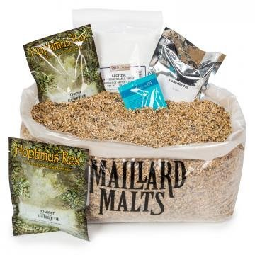 Chocolate Milk Stout All Grain Recipe Kit (Crushed) Northern Brewer