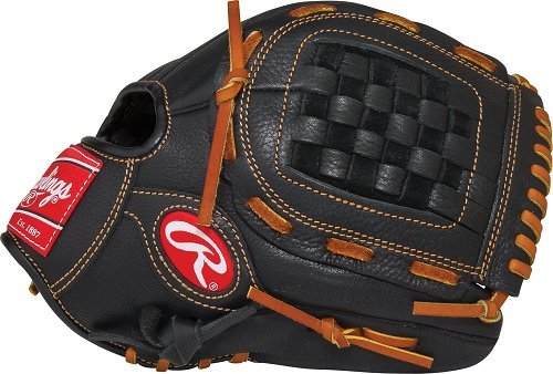 (Rawlings Premium Pro Series Glove, Right Hand Throw, 12-Inch (Youth)