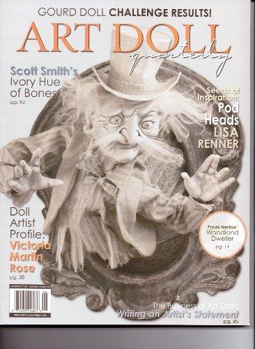Art Doll Quarterly Magazine. Vol 9 #3. 2011.