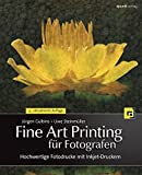 img - for Fine Art Printing f??r Fotografen: Hochwertige Fotodrucke mit Inkjet-Druckern by J??rgen Gulbins (2013-11-06) book / textbook / text book