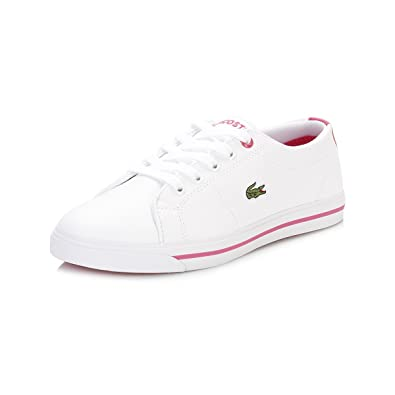discount sale good looking sale uk Basket pour enfants Marcel de Lacoste, Blanc/rose: Amazon.fr ...